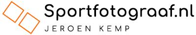 Sportfotograaf Jeroen Kemp logo